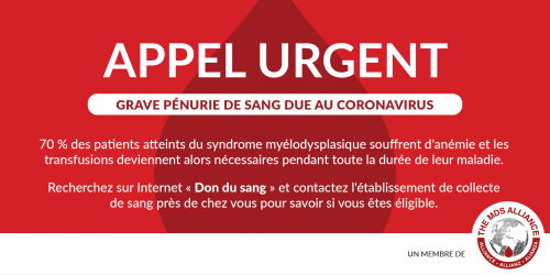 Donate Blood French