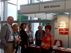 Romanian physicians at our stand