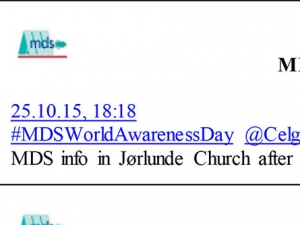 Tweets from World Awareness Day
