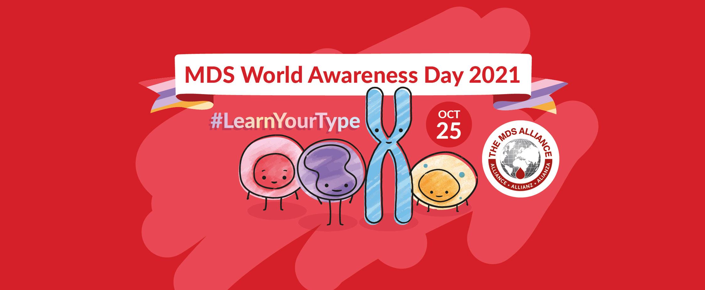 MDS World Awareness Day 2021
